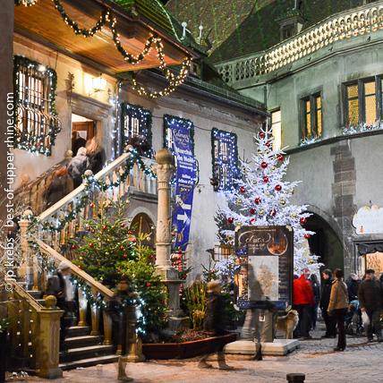 Marché De Noel Strasbourg Hotel.Marchés De Noël 2019 En Alsace à Riquewihr Et Ribeauvillé