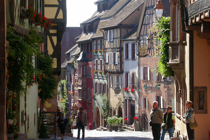 Riquewihr France  city pictures gallery : Riquewihr in Alsace was elected MOST BEAUTIFUL VILLAGE in FRANCE by ...